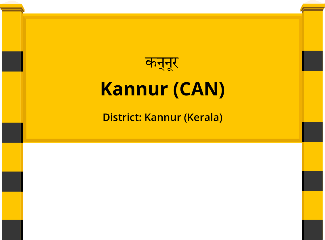 Kannur (CAN) Railway Station