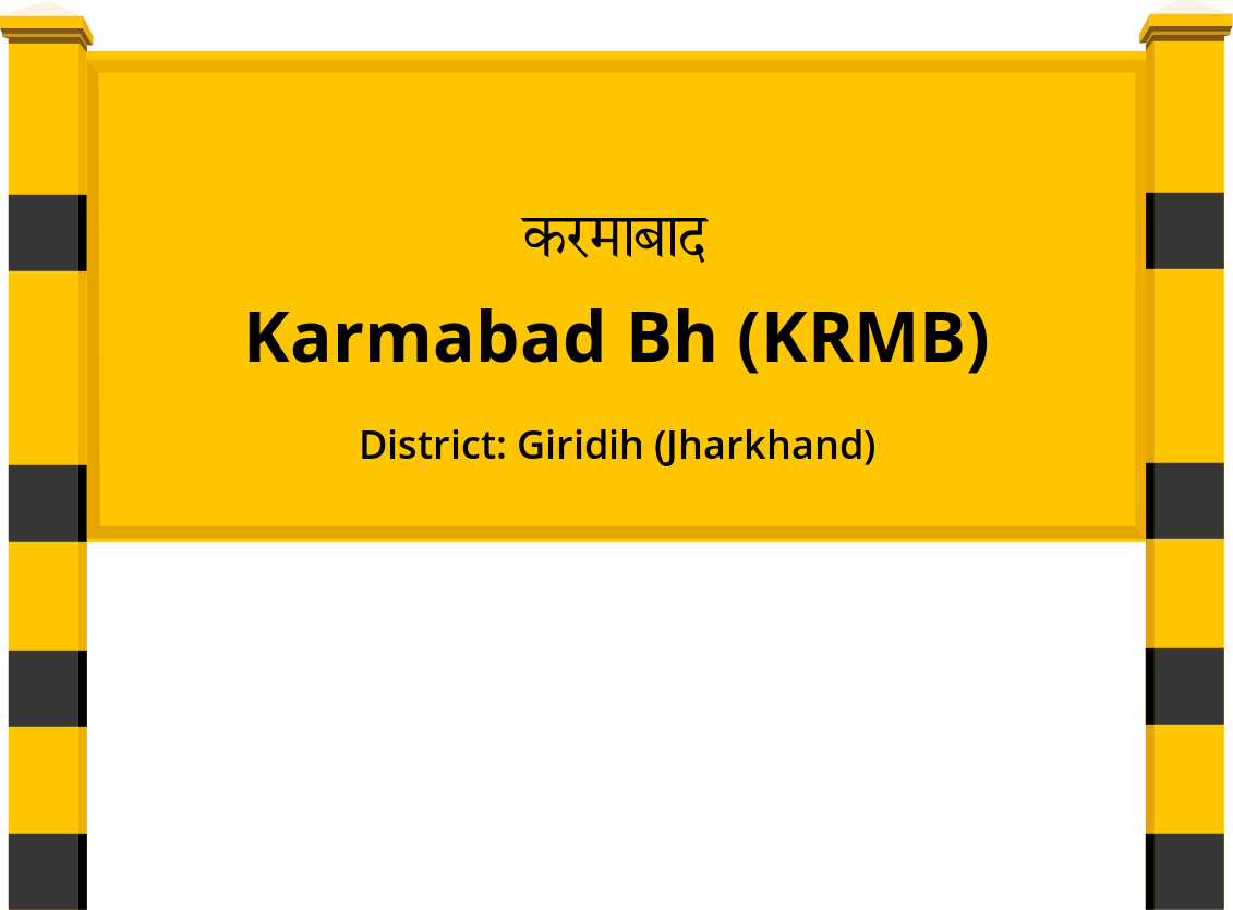 Karmabad Bh (KRMB) Railway Station