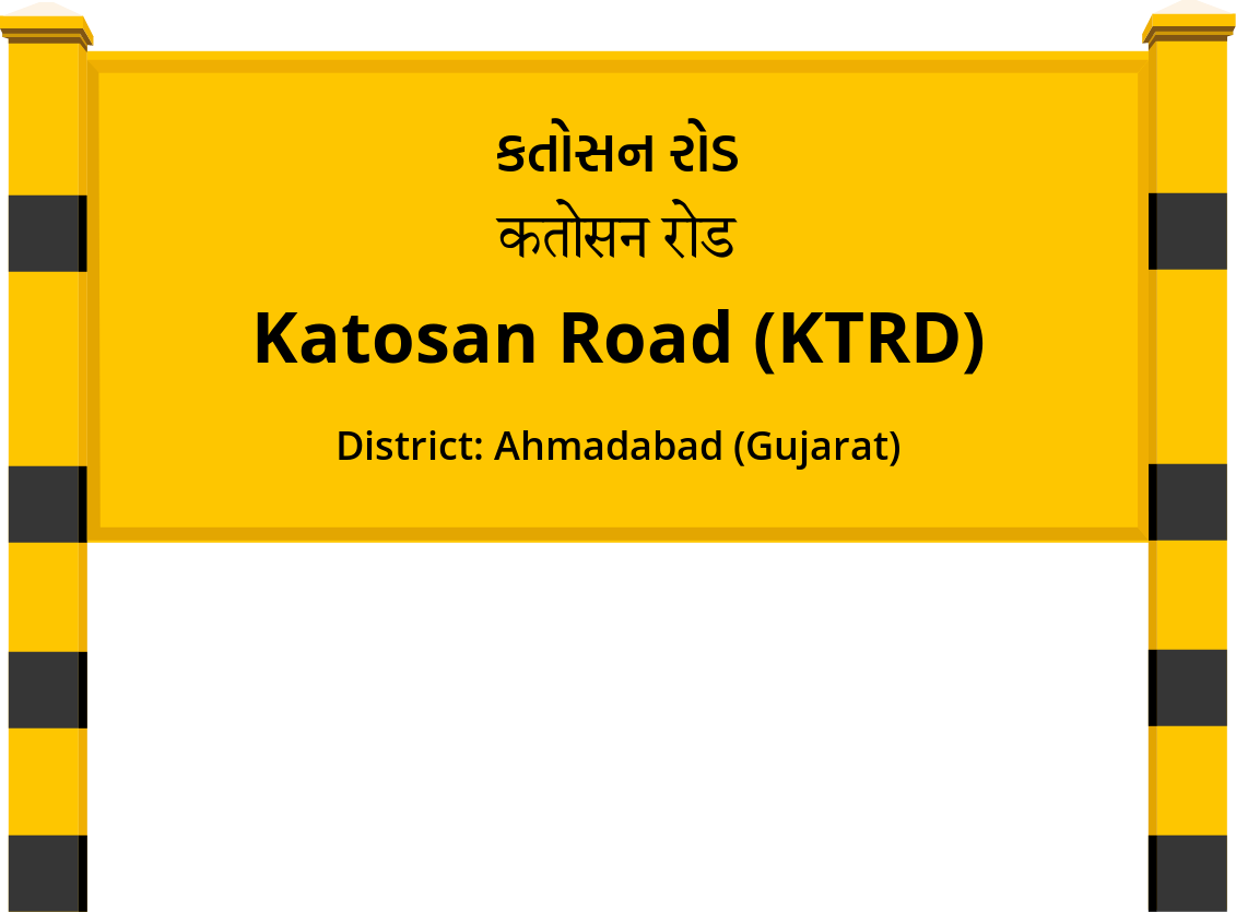 Katosan Road (KTRD) Railway Station