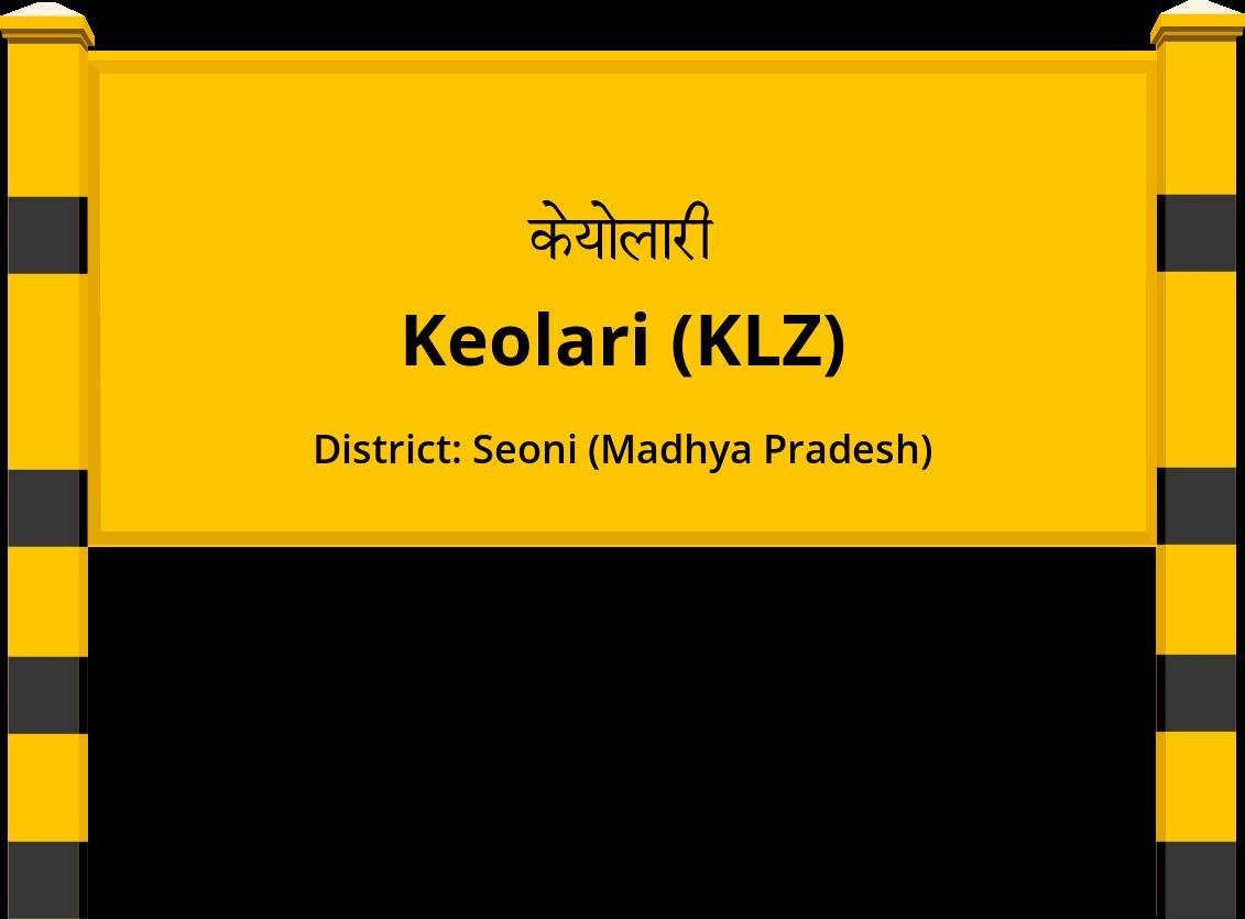 Keolari (KLZ) Railway Station