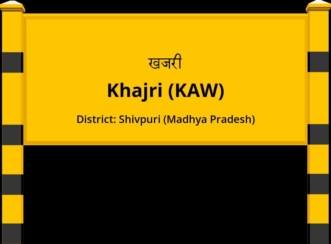 Khajri (KAW) Railway Station
