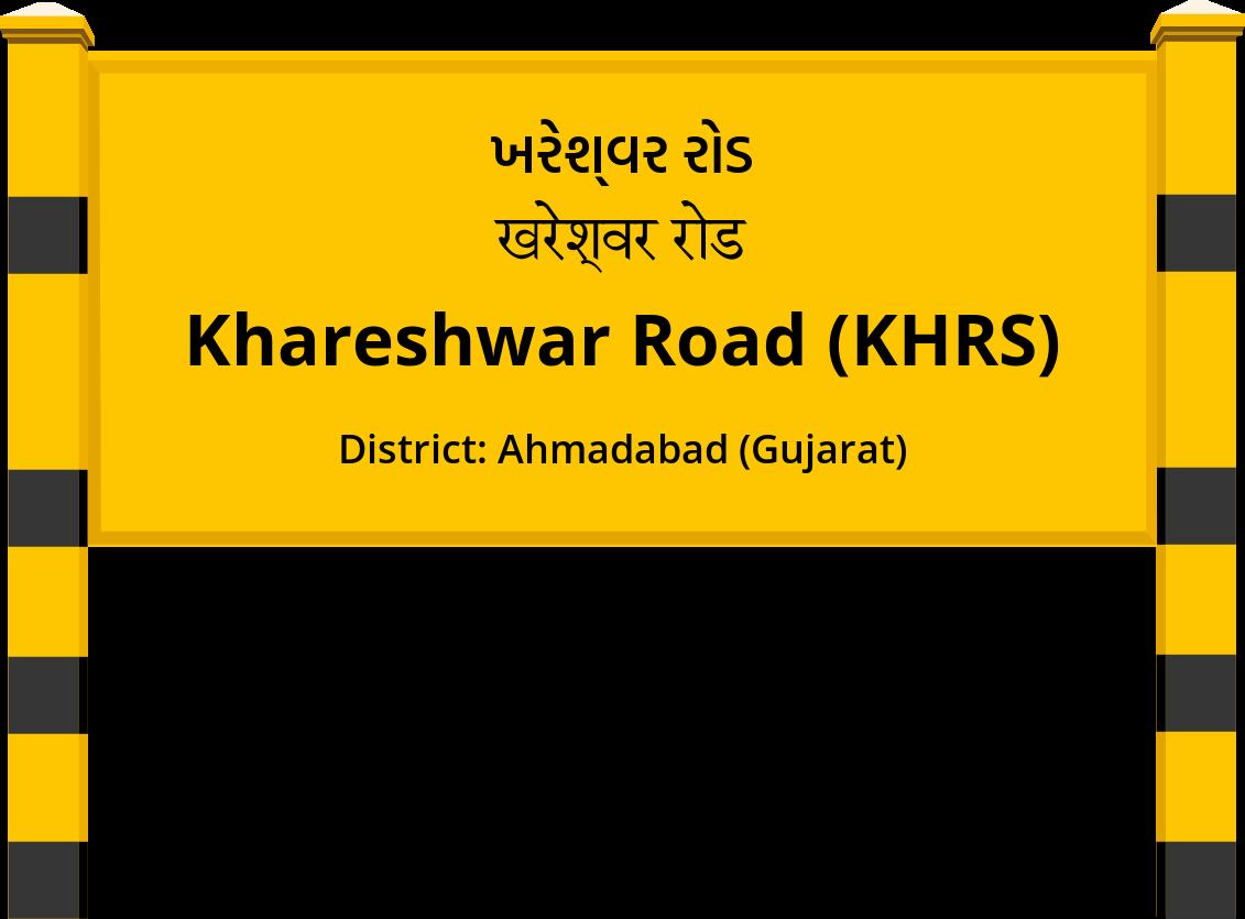 Khareshwar Road (KHRS) Railway Station