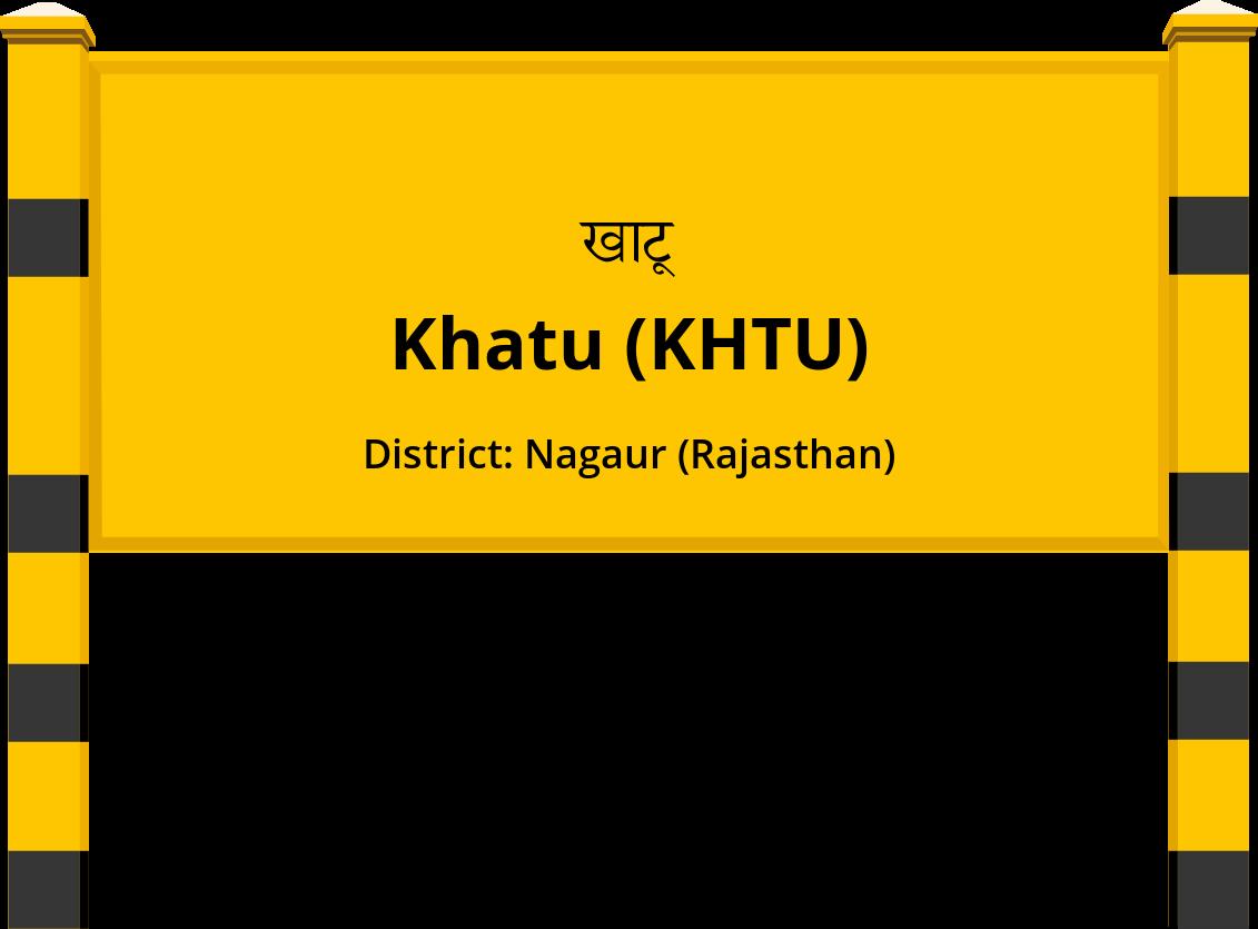Khatu (KHTU) Railway Station