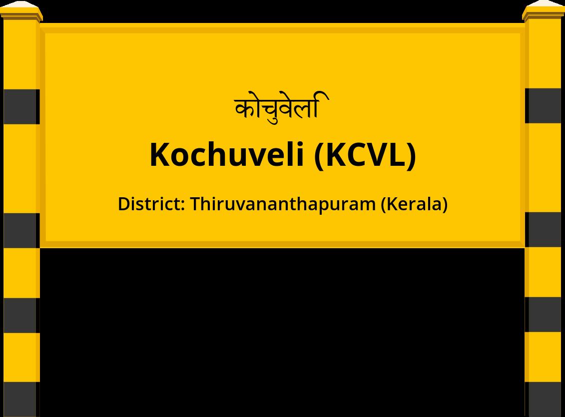 Kochuveli (KCVL) Railway Station
