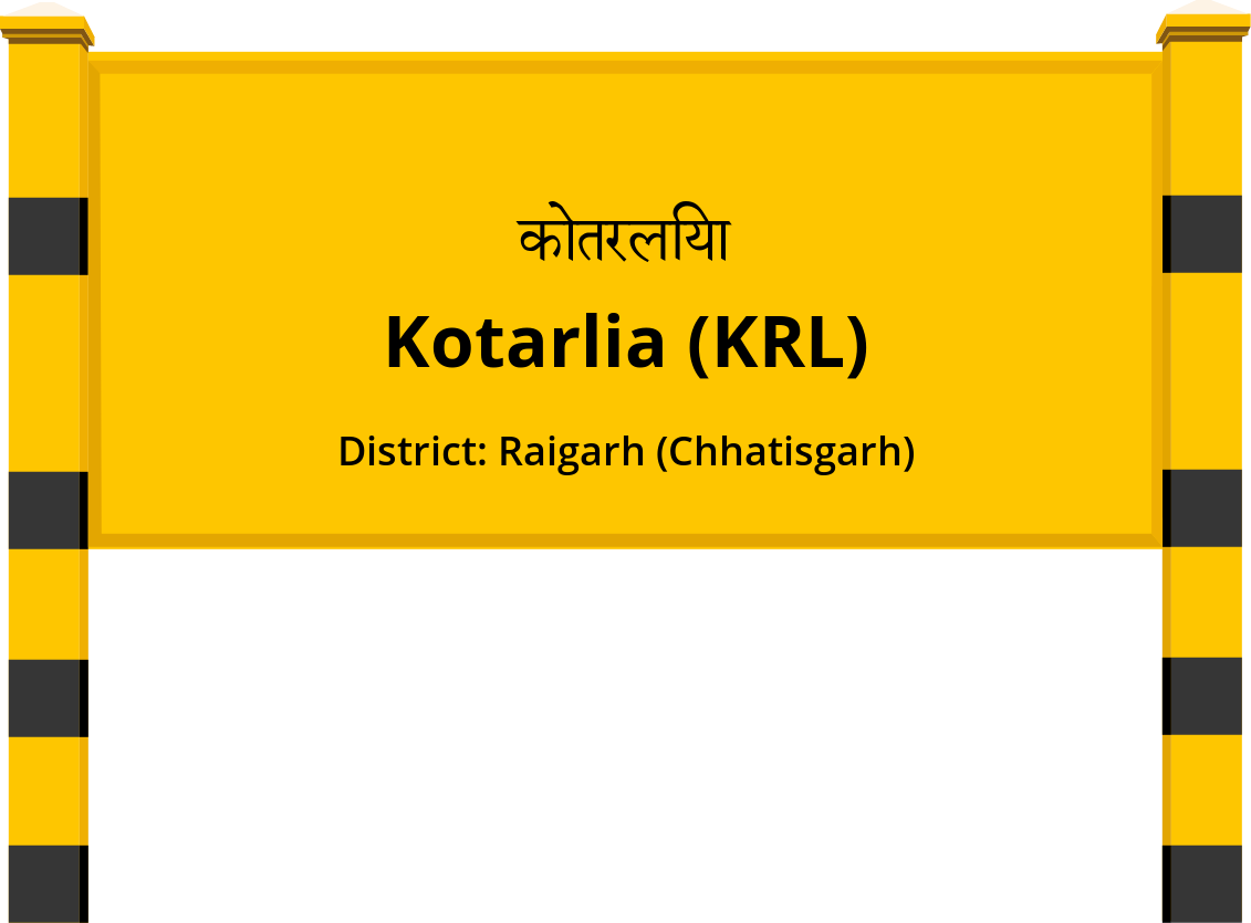 Kotarlia (KRL) Railway Station