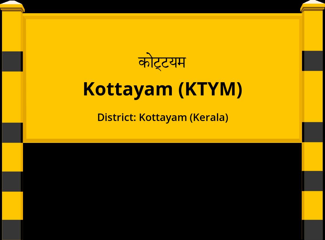 Kottayam (KTYM) Railway Station