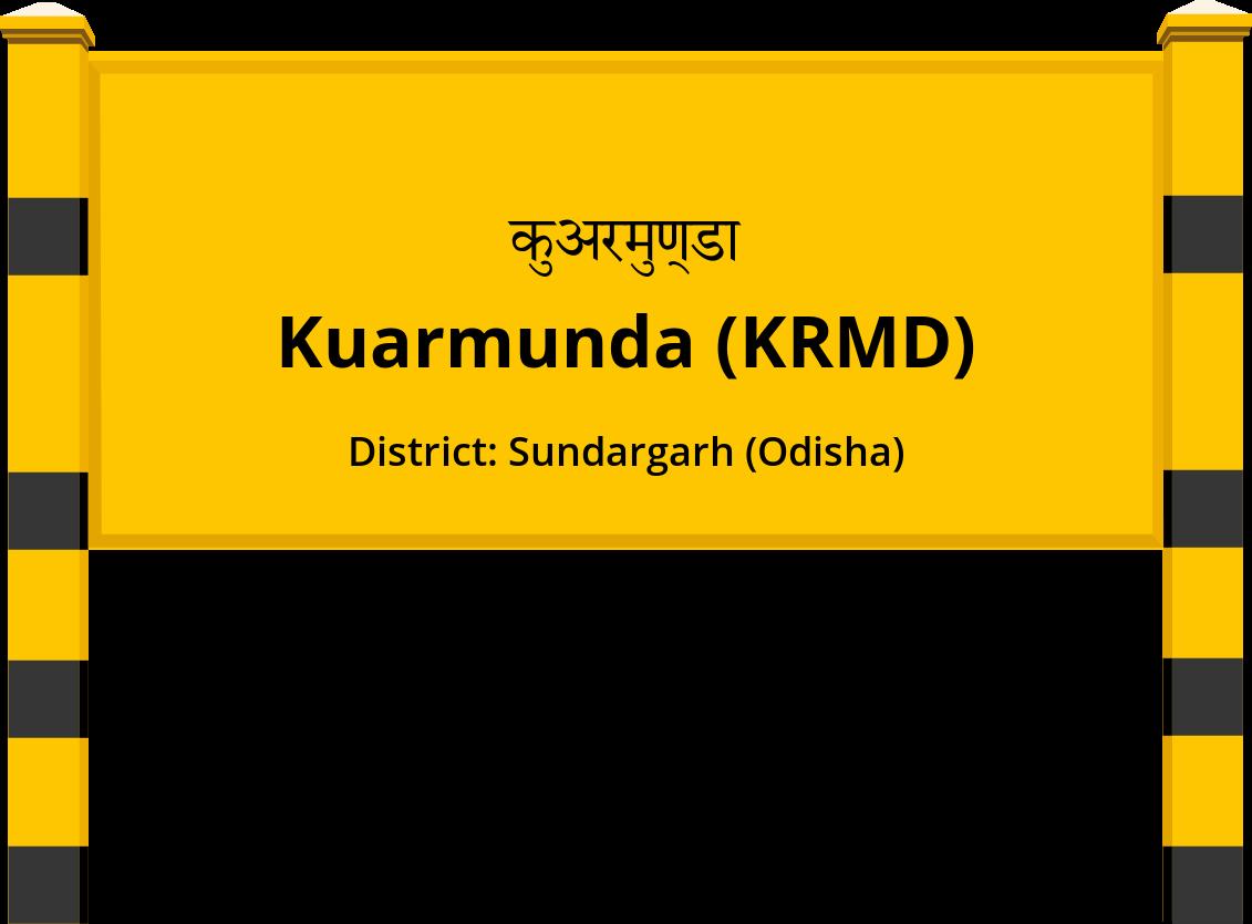Kuarmunda (KRMD) Railway Station