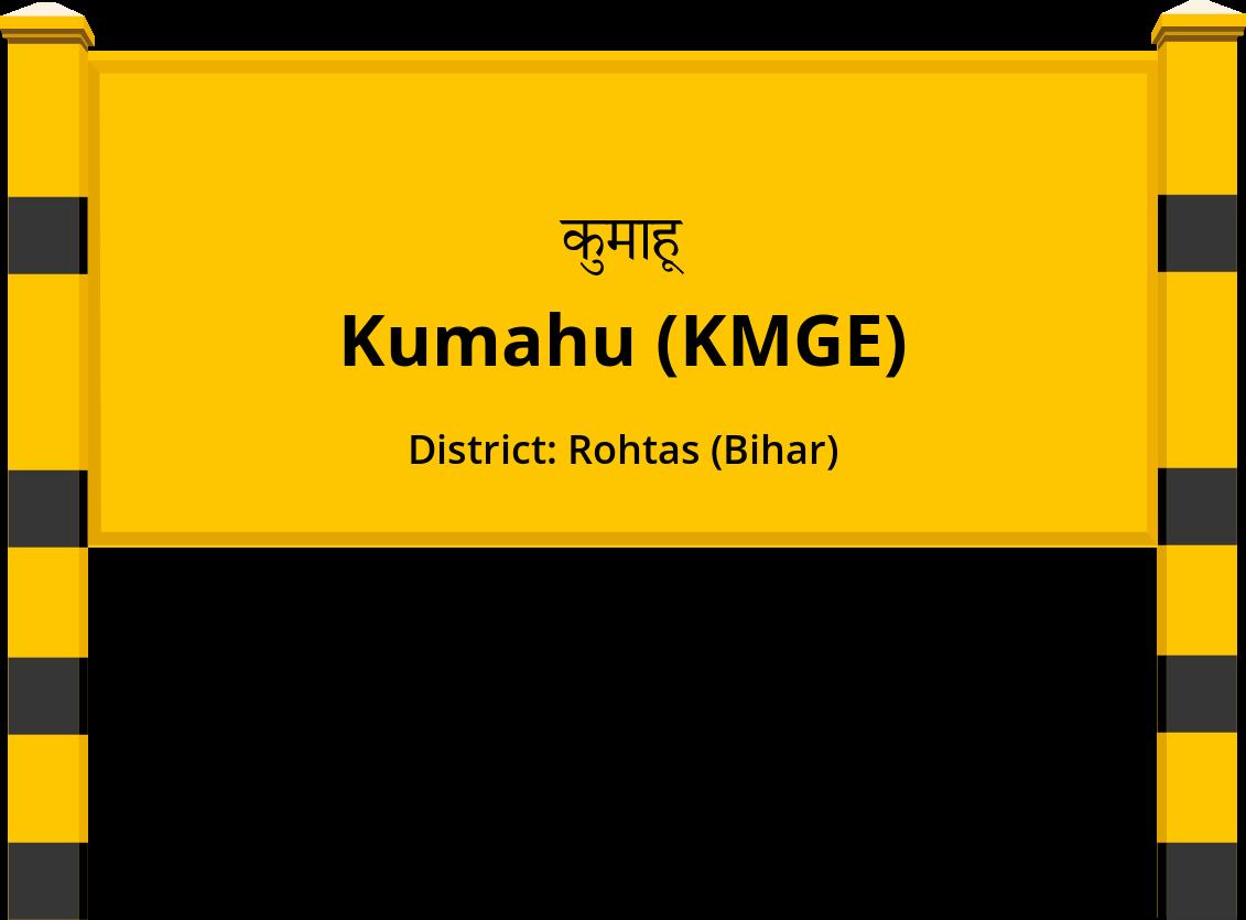 Kumahu (KMGE) Railway Station