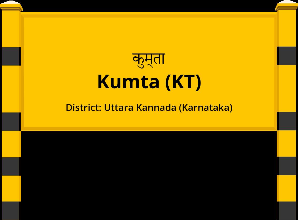 Kumta (KT) Railway Station