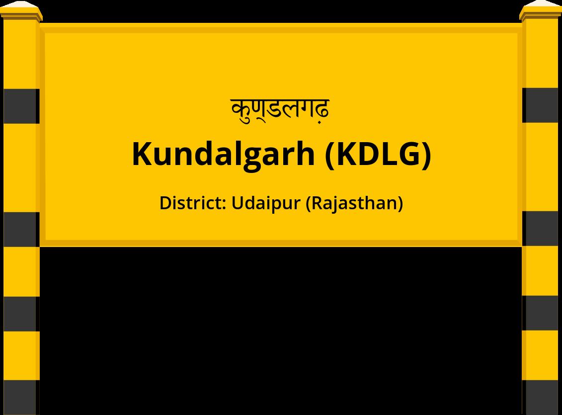 Kundalgarh (KDLG) Railway Station