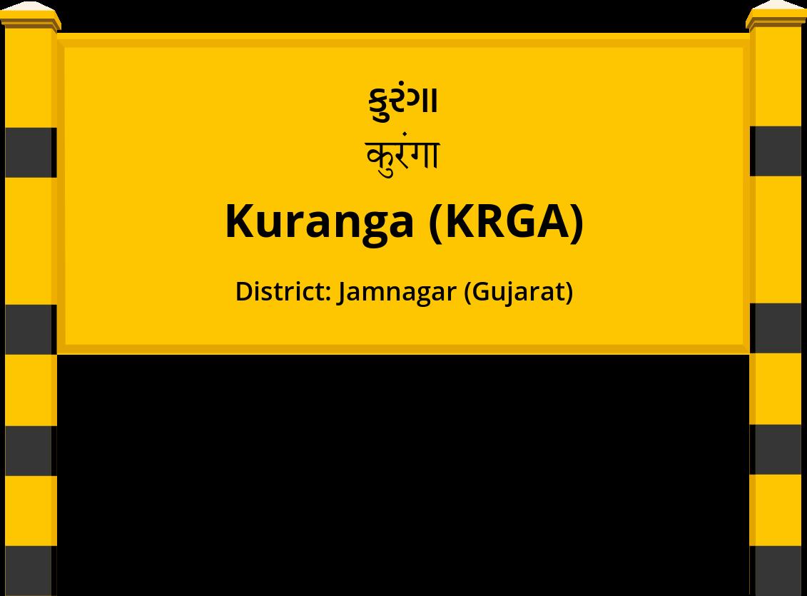 Kuranga (KRGA) Railway Station
