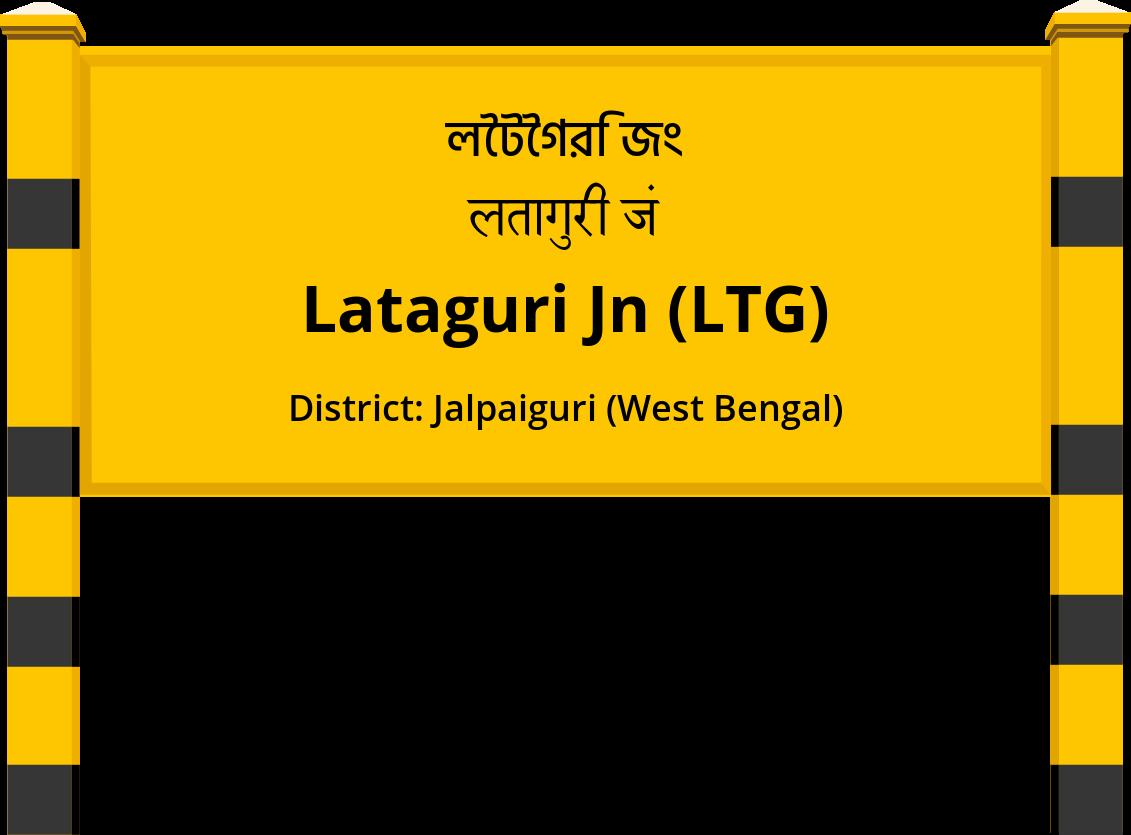 Lataguri Jn (LTG) Railway Station