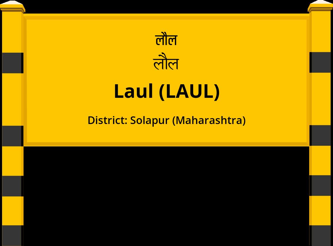 Laul (LAUL) Railway Station