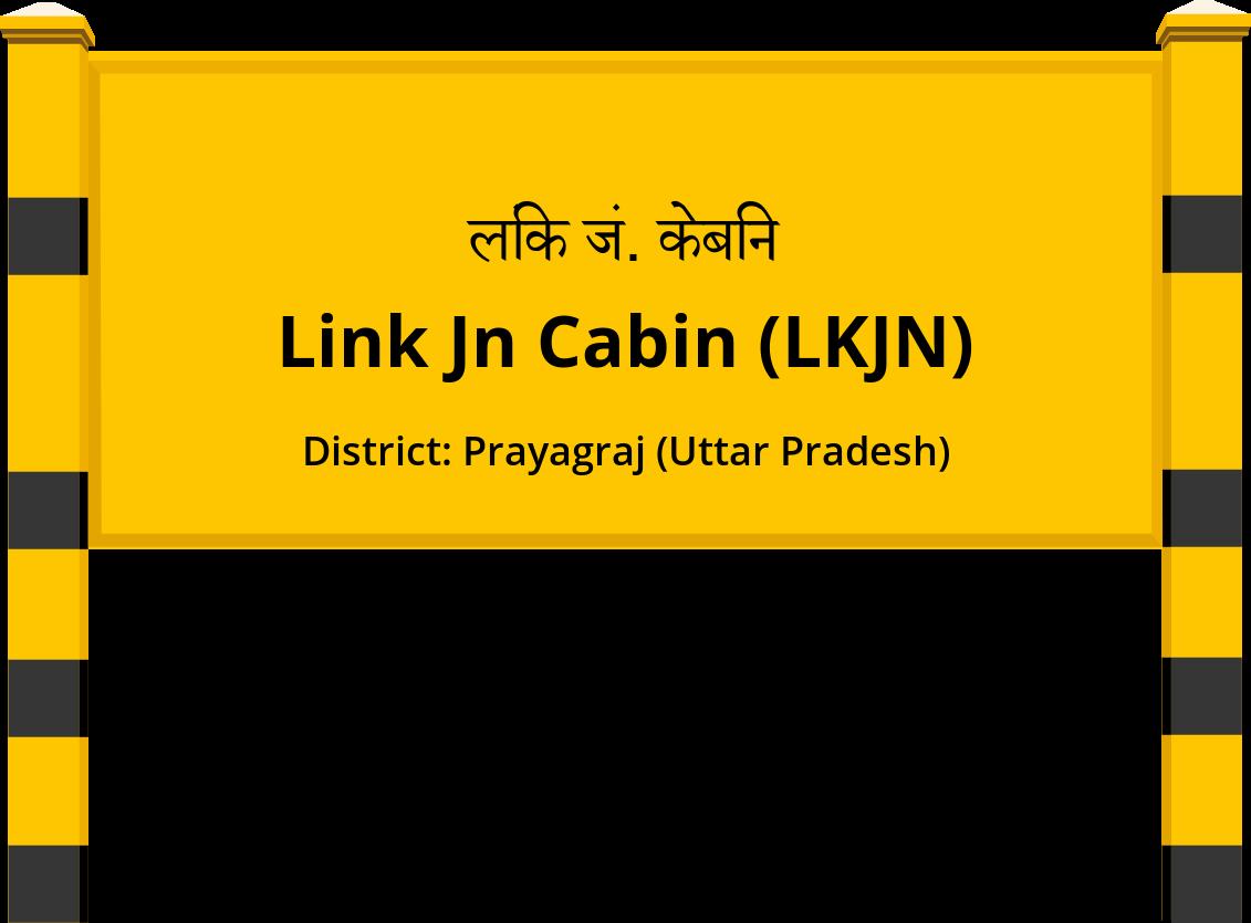 Link Jn Cabin (LKJN) Railway Station