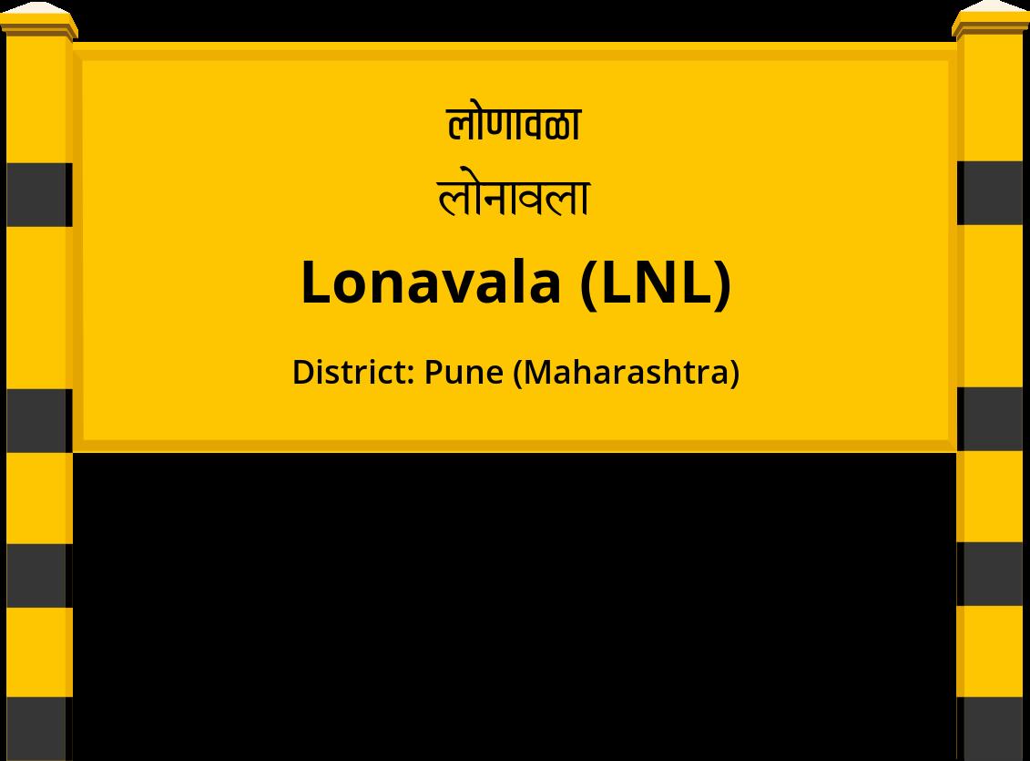 Lonavala (LNL) Railway Station