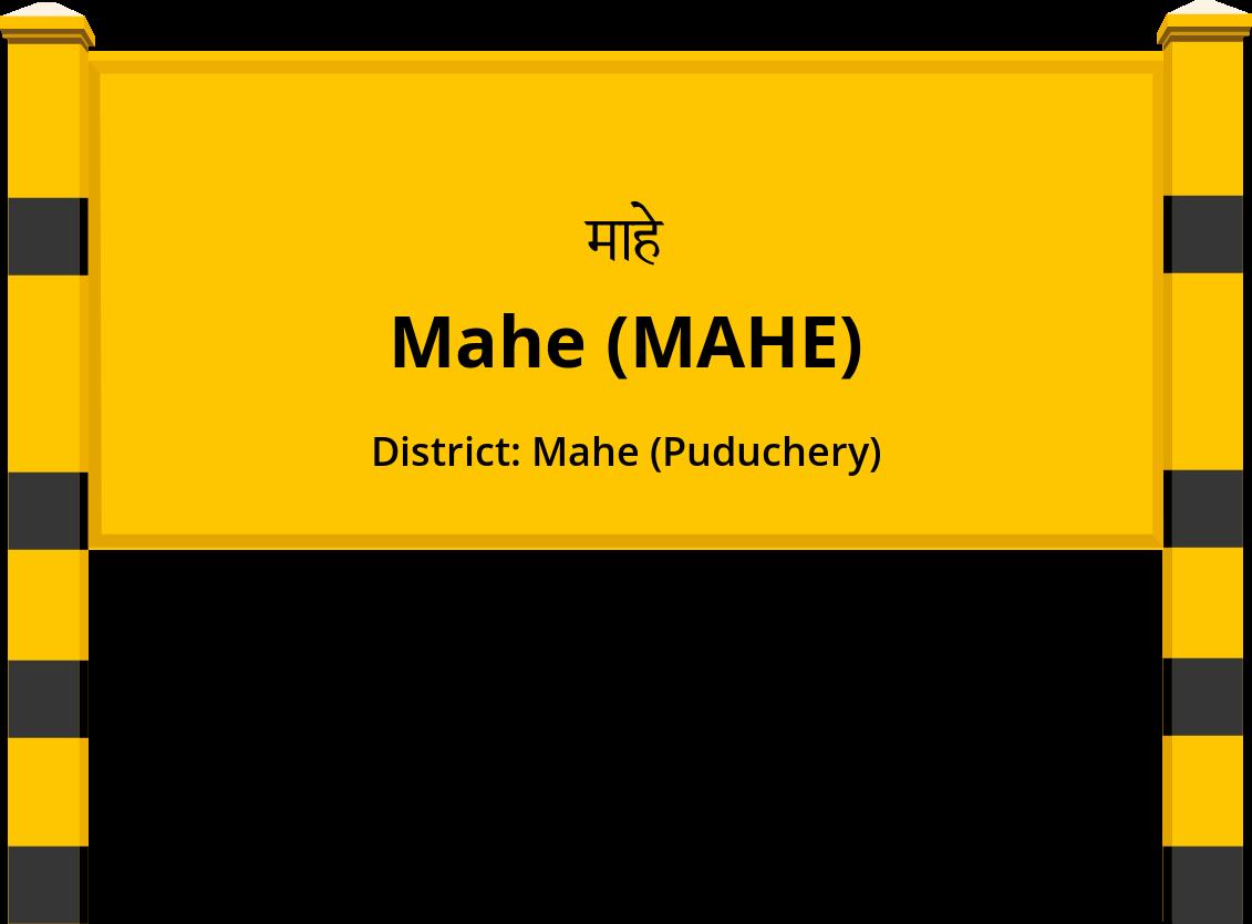 Mahe (MAHE) Railway Station