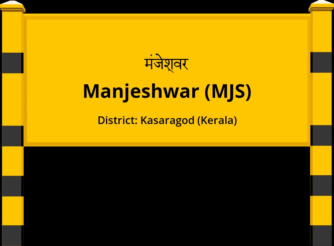 Manjeshwar (MJS) Railway Station