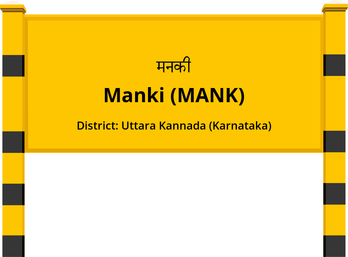 Manki (MANK) Railway Station