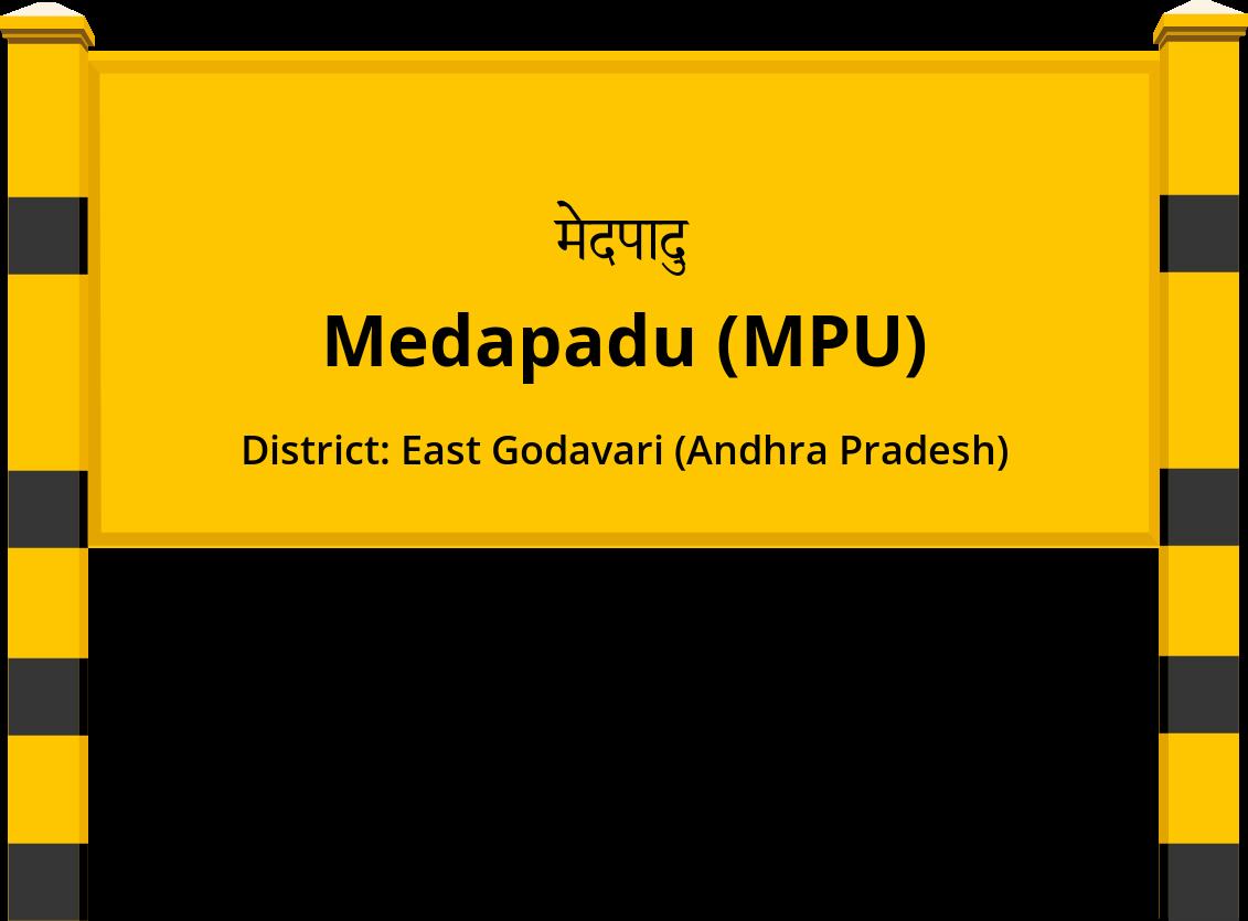 Medapadu (MPU) Railway Station