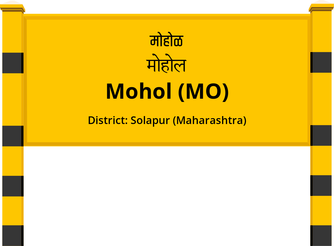Mohol (MO) Railway Station