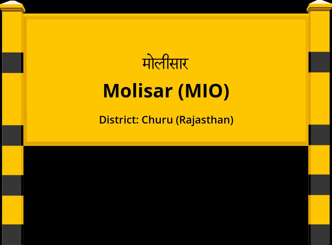Molisar (MIO) Railway Station