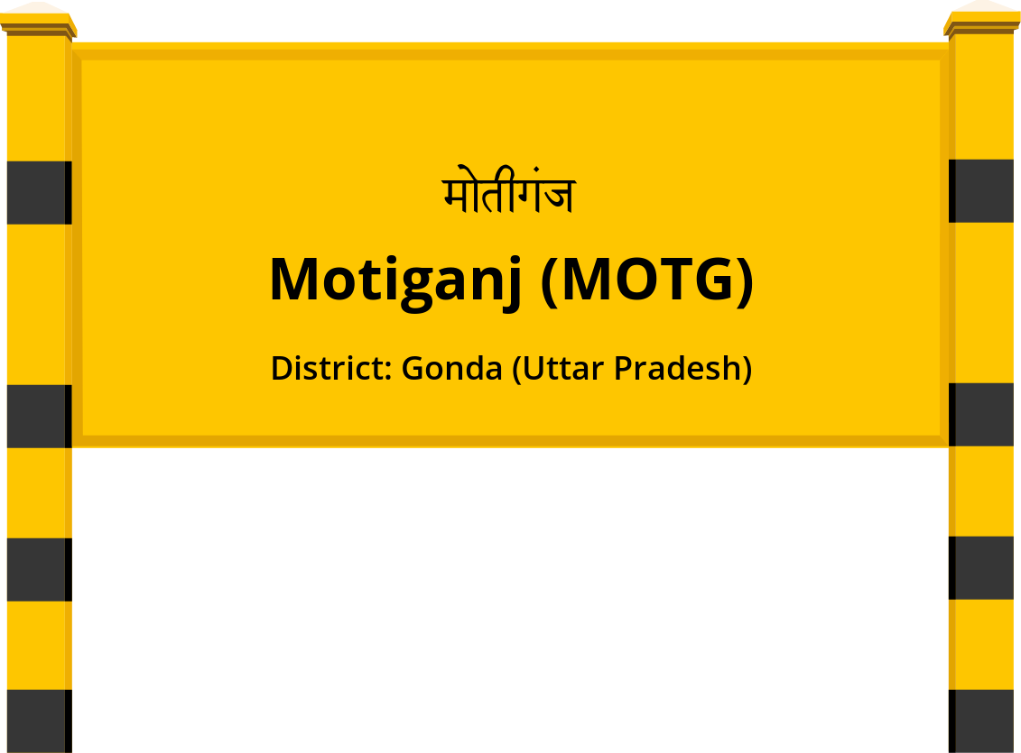 Motiganj (MOTG) Railway Station