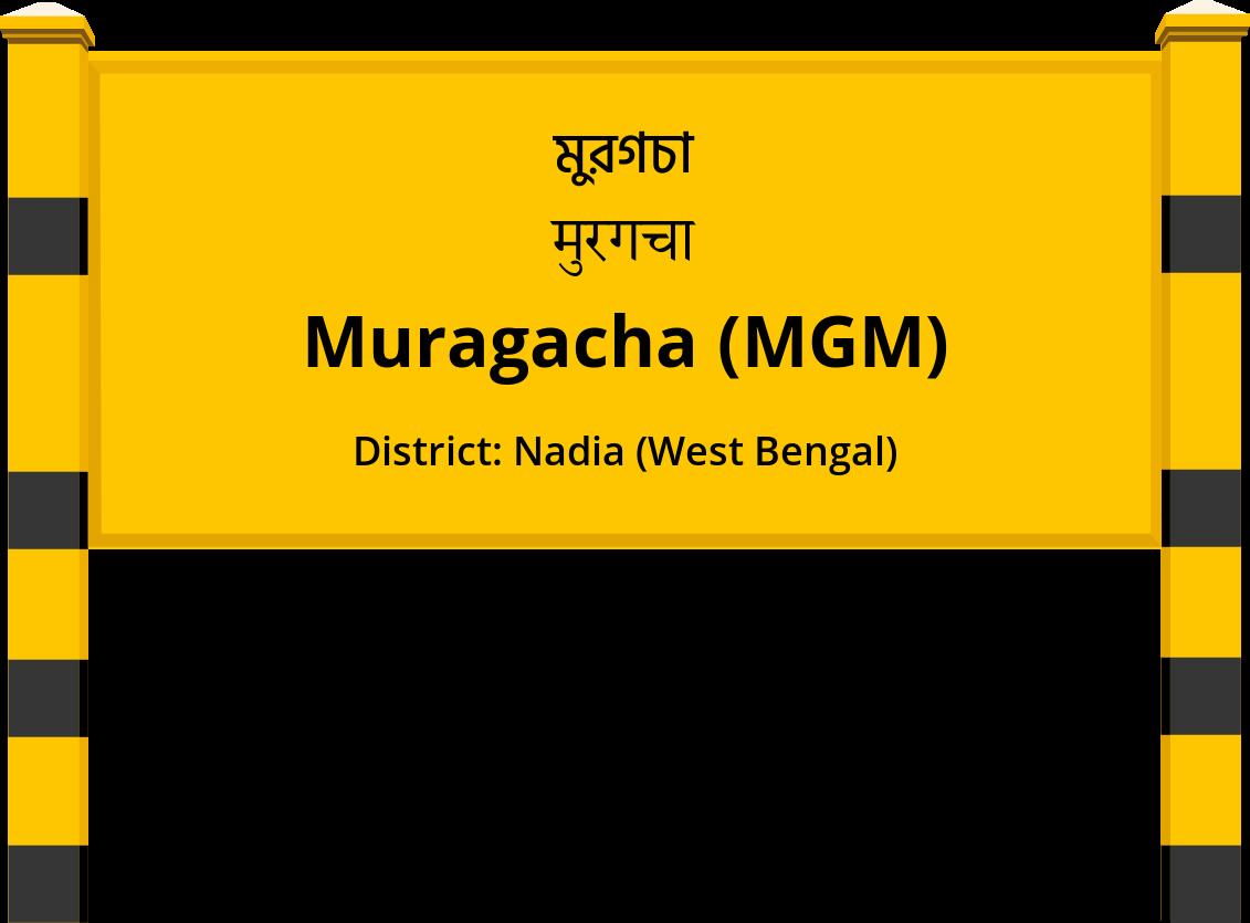 Muragacha (MGM) Railway Station