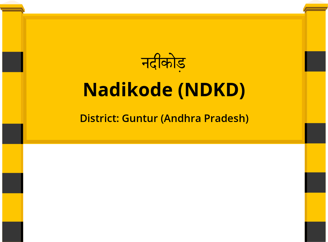 Nadikode (NDKD) Railway Station