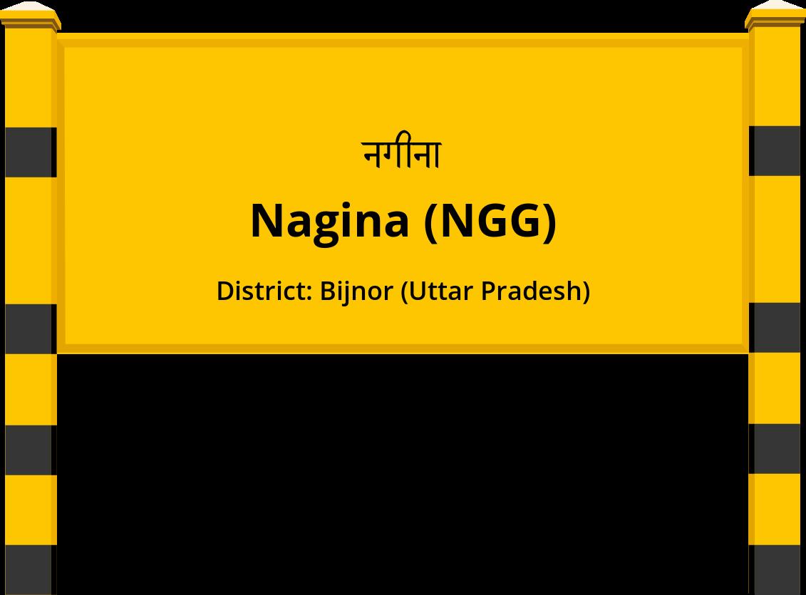 Nagina (NGG) Railway Station