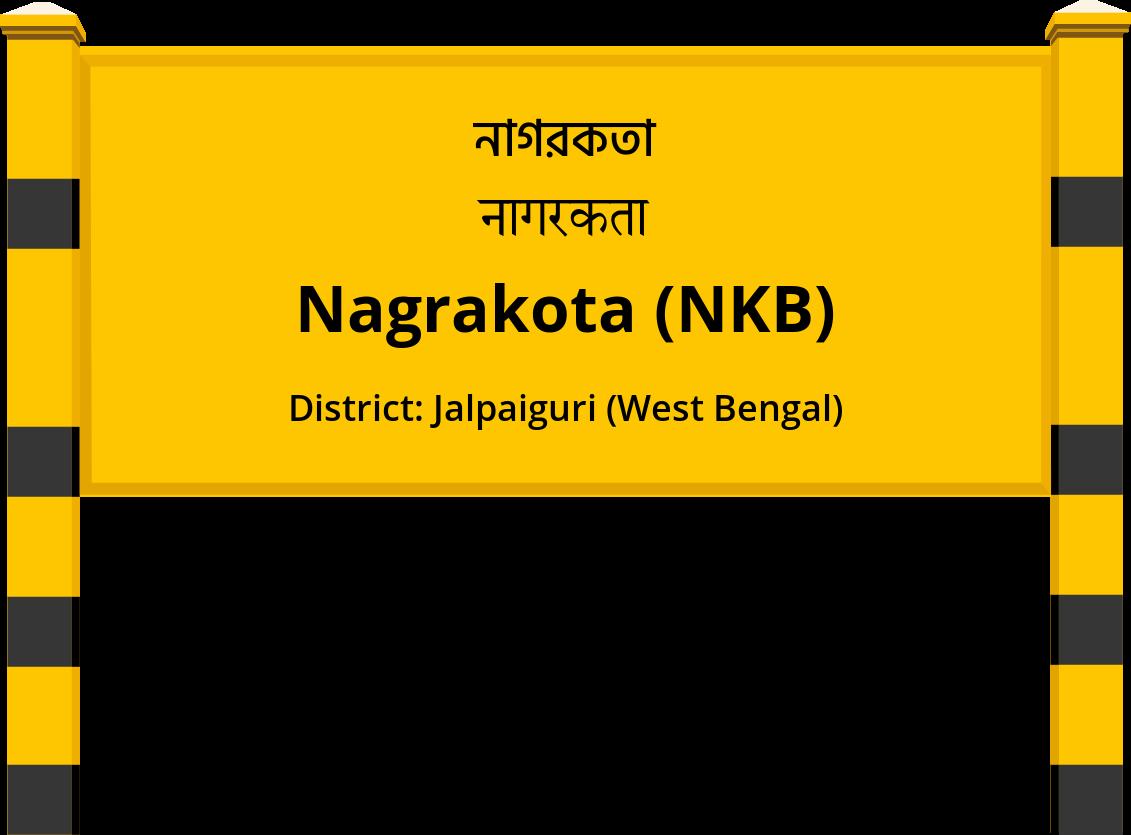 Nagrakota (NKB) Railway Station