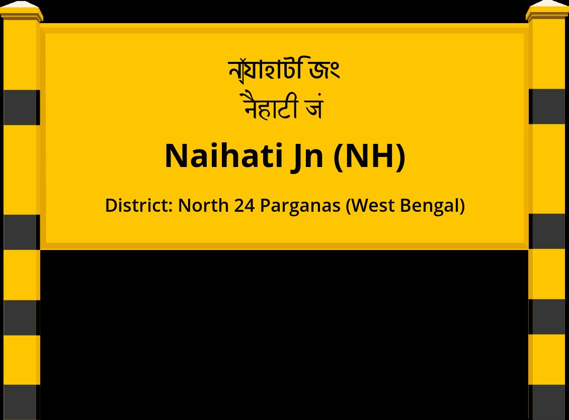 Naihati Jn (NH) Railway Station