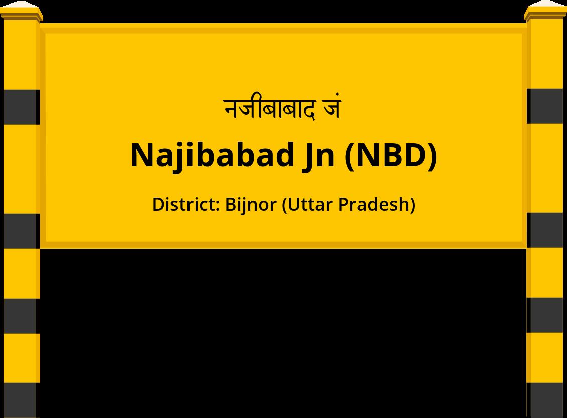 Najibabad Jn (NBD) Railway Station