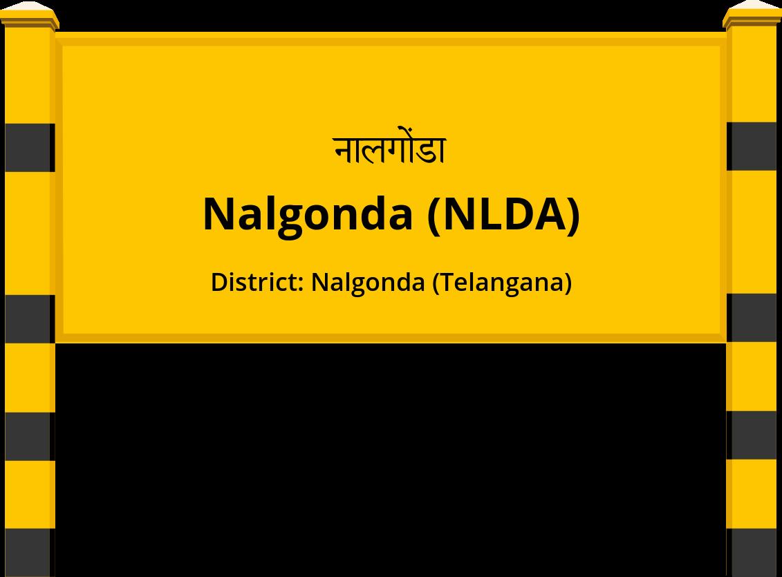 Nalgonda (NLDA) Railway Station