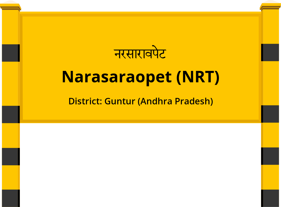Narasaraopet (NRT) Railway Station