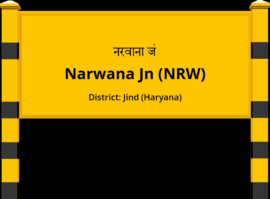 Narwana Jn (NRW) Railway Station
