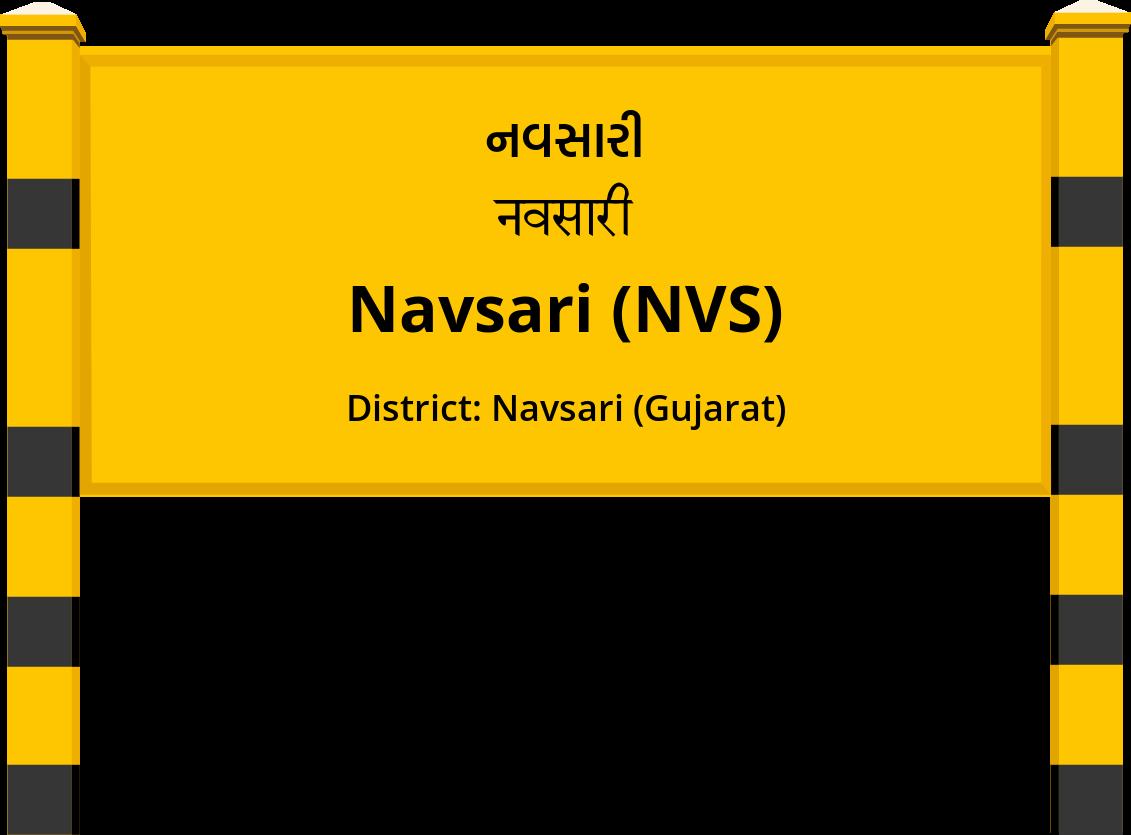 Navsari (NVS) Railway Station