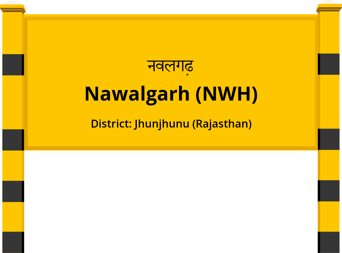 Nawalgarh (NWH) Railway Station