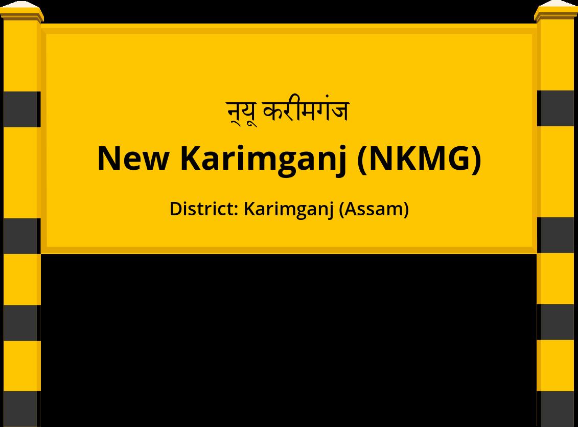 New Karimganj (NKMG) Railway Station