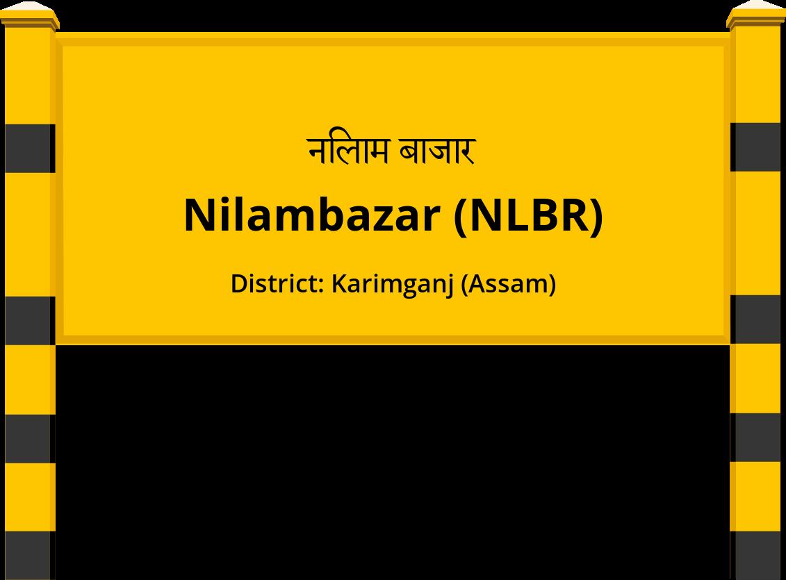 Nilambazar (NLBR) Railway Station