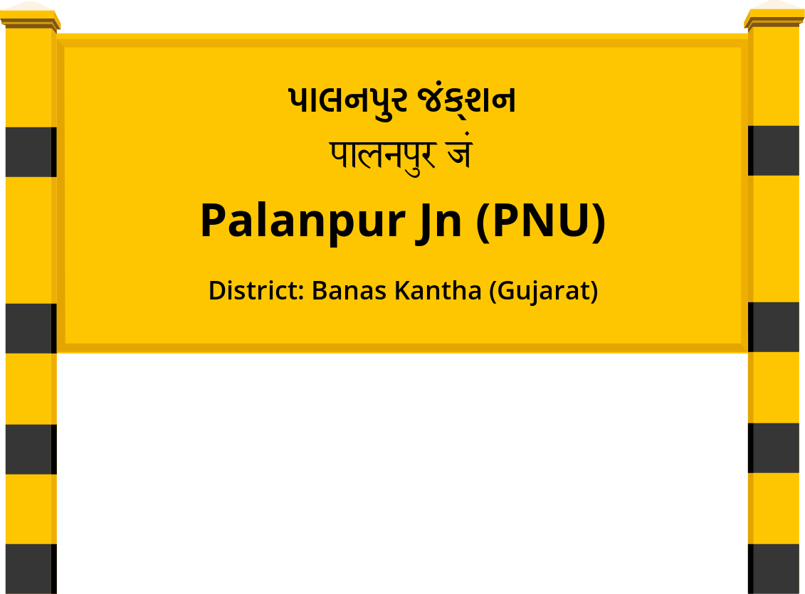 Palanpur Jn (PNU) Railway Station
