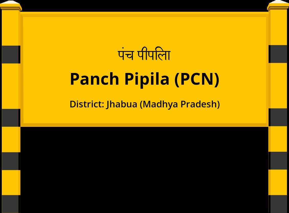 Panch Pipila (PCN) Railway Station