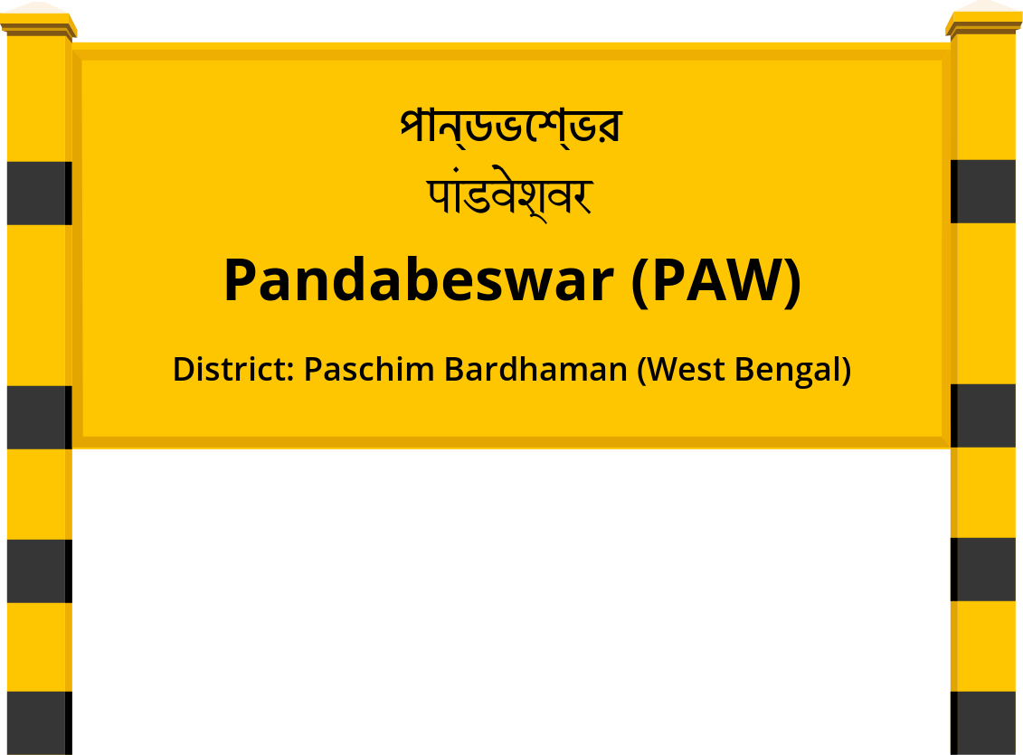 Pandabeswar (PAW) Railway Station