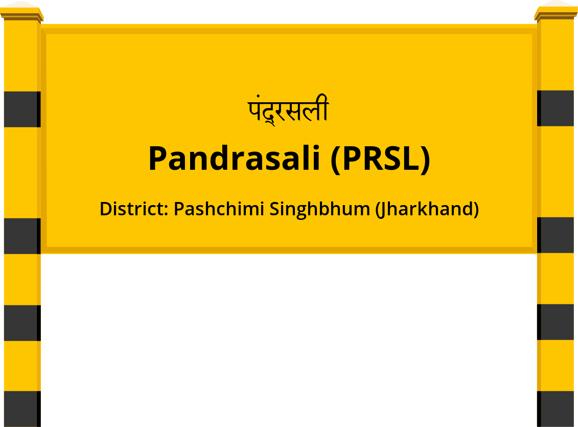 Pandrasali (PRSL) Railway Station