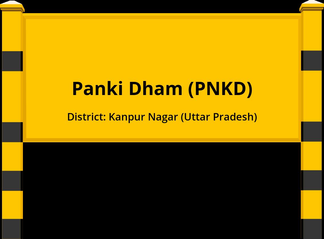 Panki Dham (PNKD) Railway Station