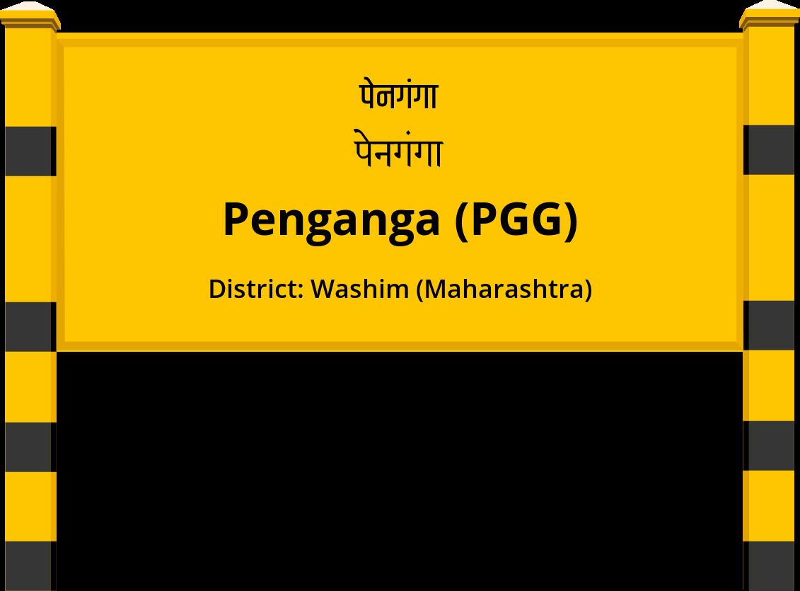 Penganga (PGG) Railway Station
