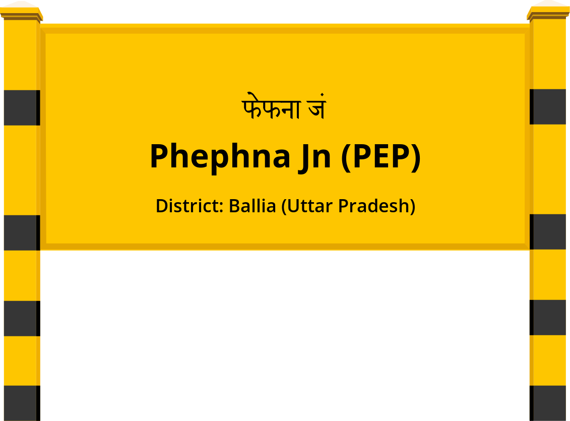 Phephna Jn (PEP) Railway Station