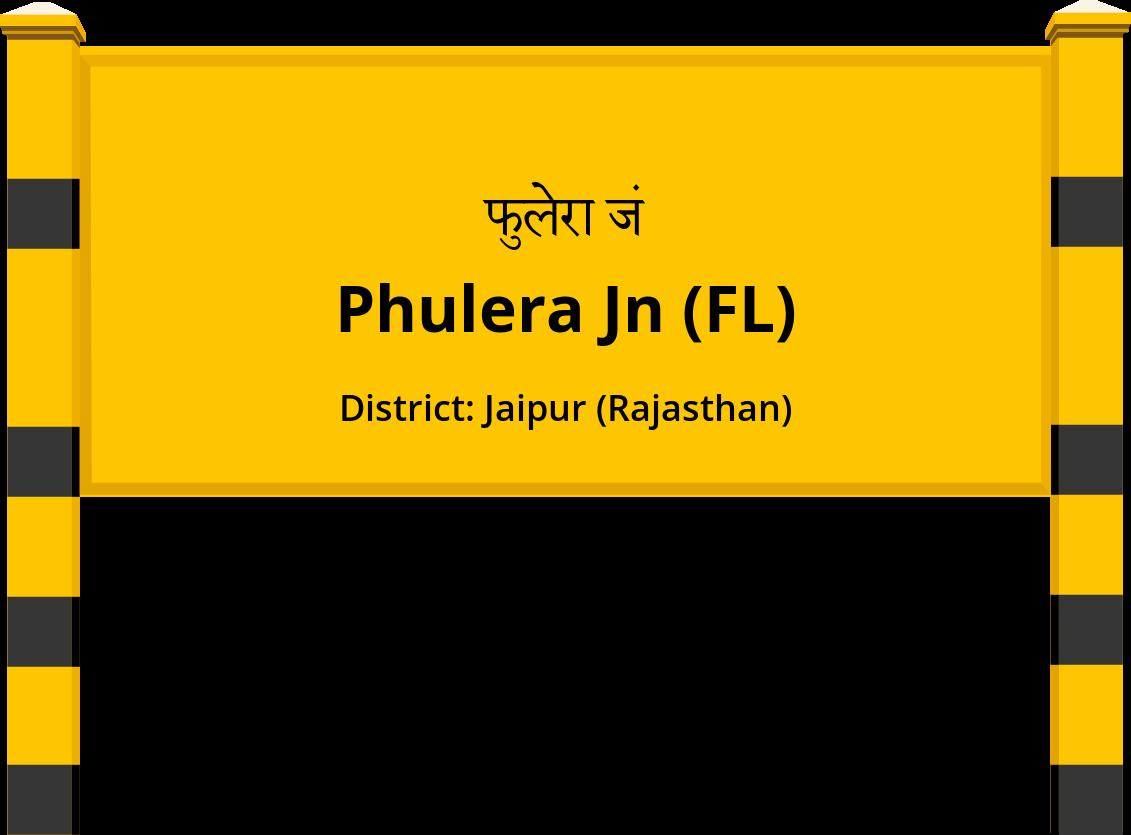 Phulera Jn (FL) Railway Station