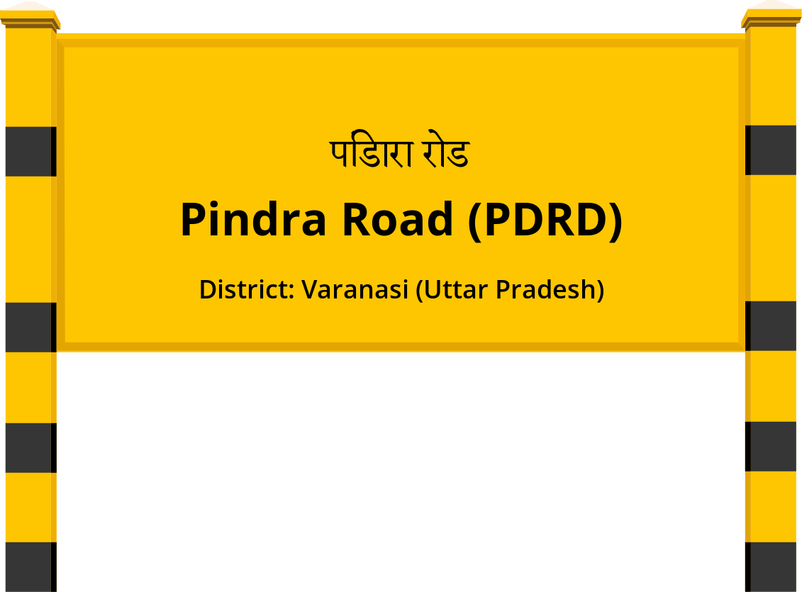 Pindra Road (PDRD) Railway Station