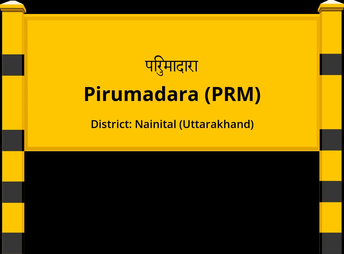 Pirumadara (PRM) Railway Station