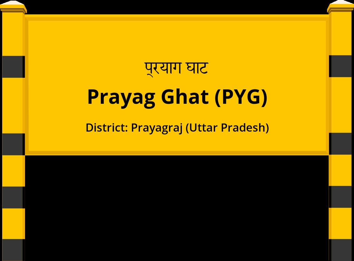 Prayag Ghat (PYG) Railway Station